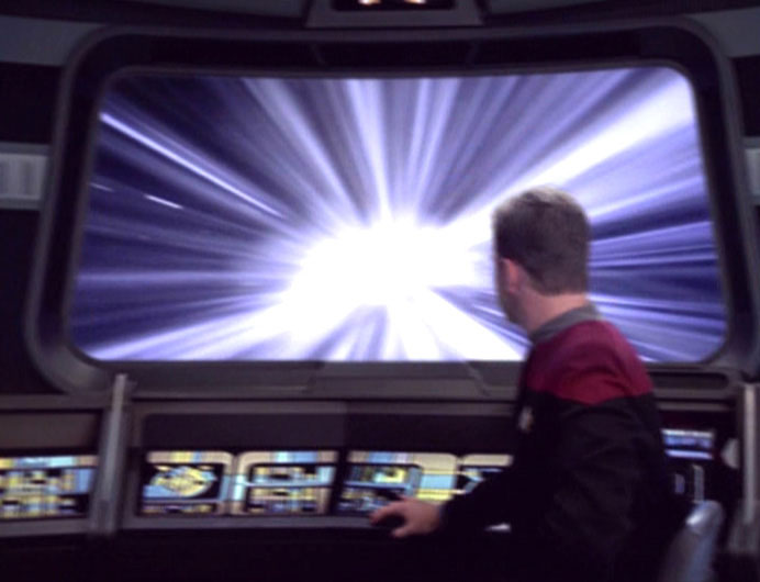 Space travel; warp speed; faster-than-light