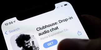 Clubhouse App User Interface