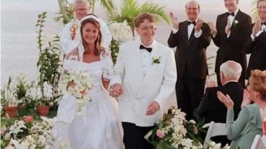 Bill & Melinda Gates wedding : January 1, 1994 - 2021
