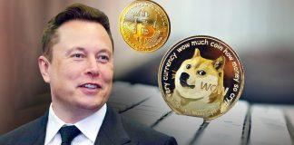 Elon Musk, Bitcoin, Dogecoin