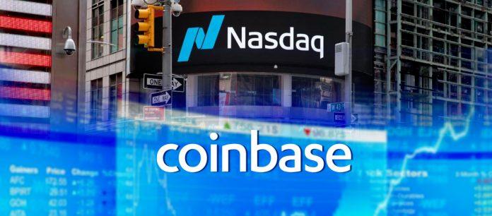 Coinbase Nasdaq COIN
