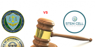 Stem Cell Institute of America sued over deceptive cure-all pain marketing scheme