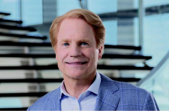 Capital One CEO Richard Fairbank
