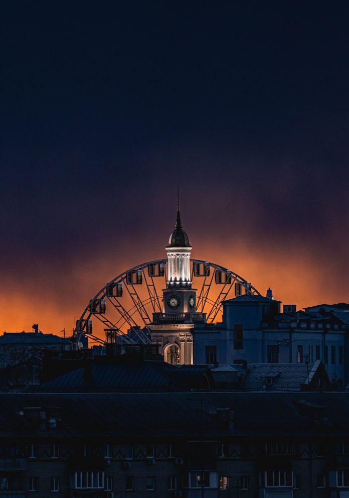 Photo by Maksym Tymchyk On Unsplash - Ukraine