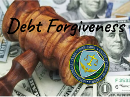debt forgiveness-FTC-online trading academy